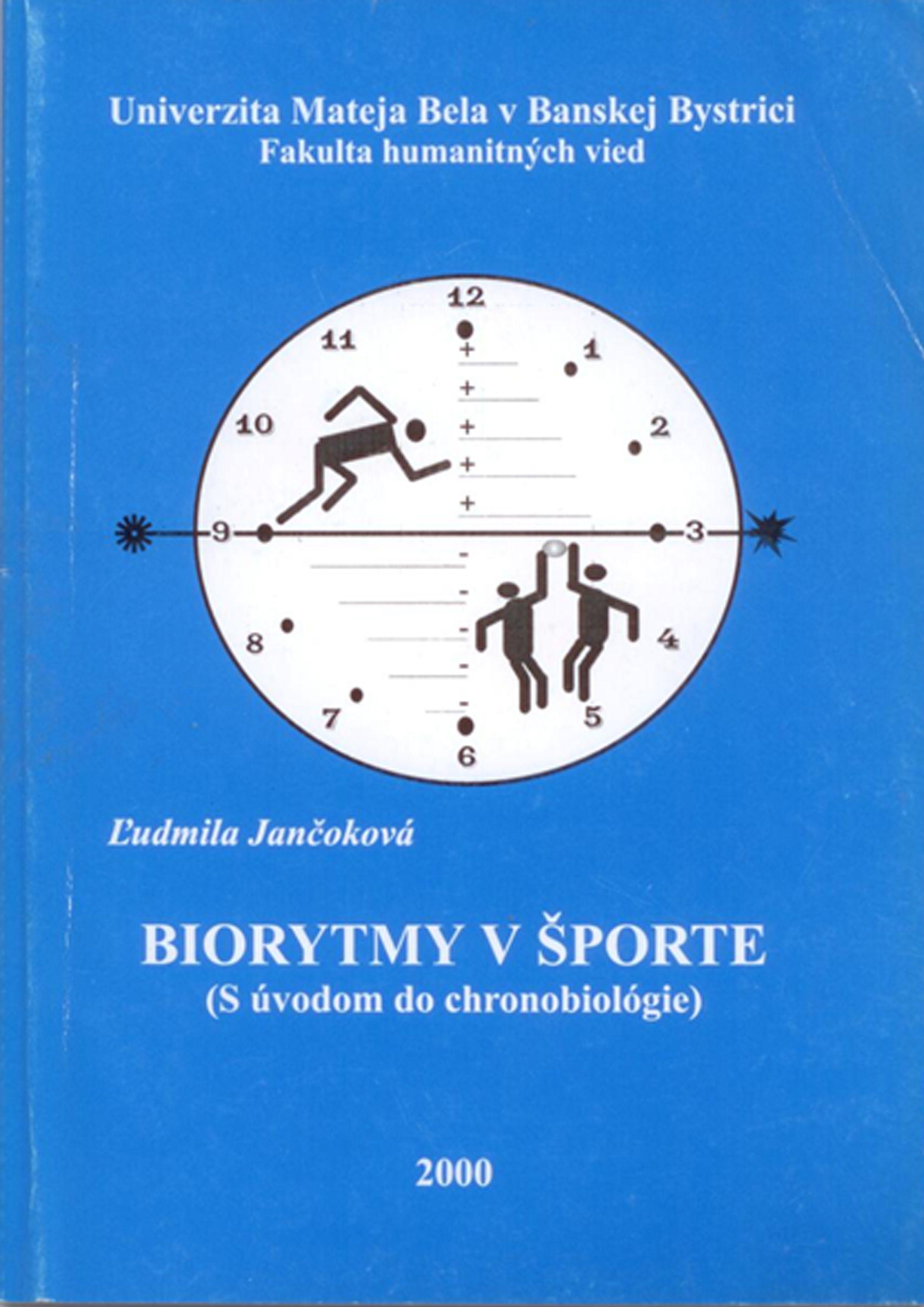 Biorytmy v športe (S úvodom do chronobiológie)
