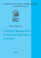 Innovative Management in the Knowledge-based Economy