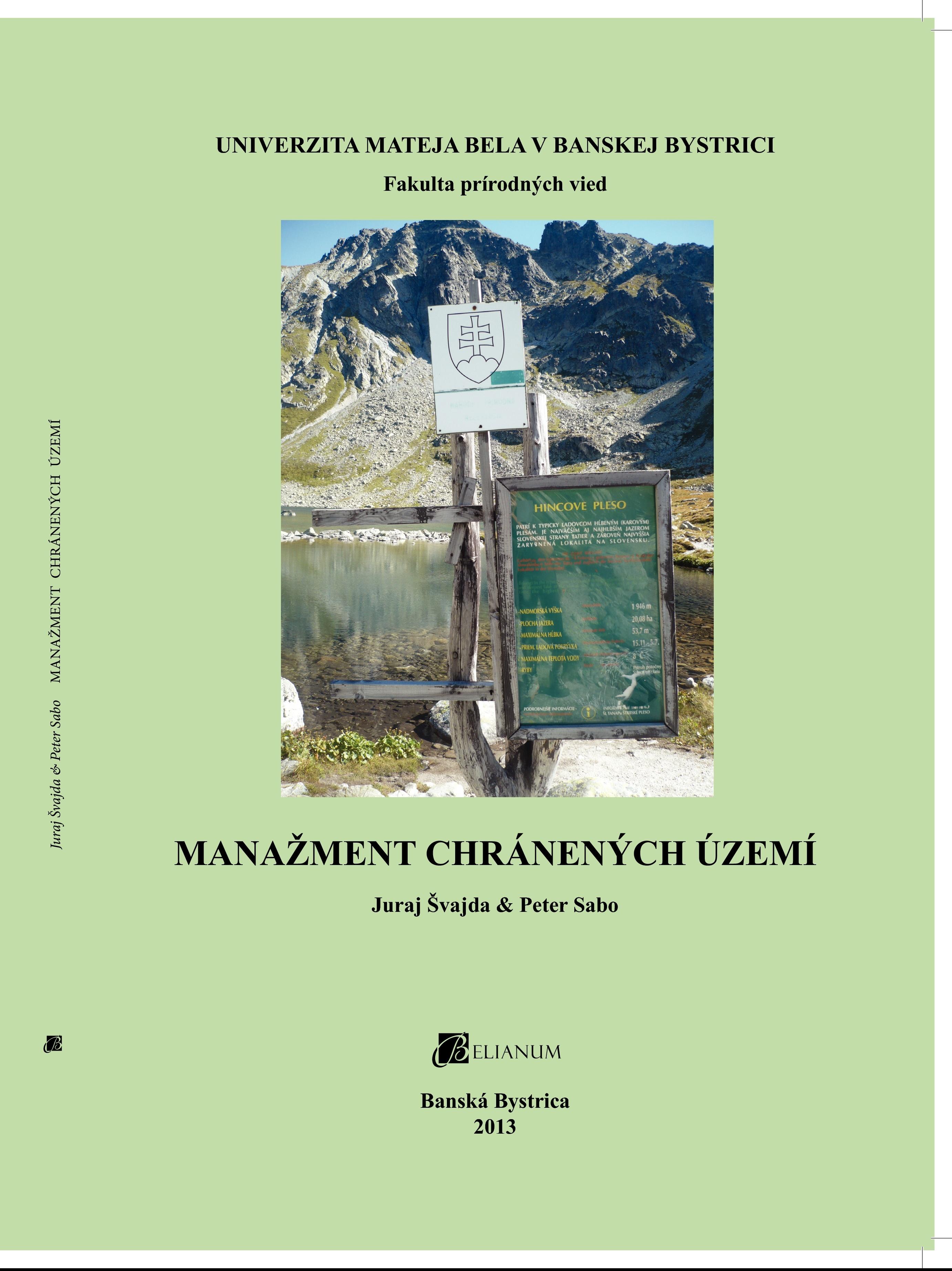 Manažment chránených území