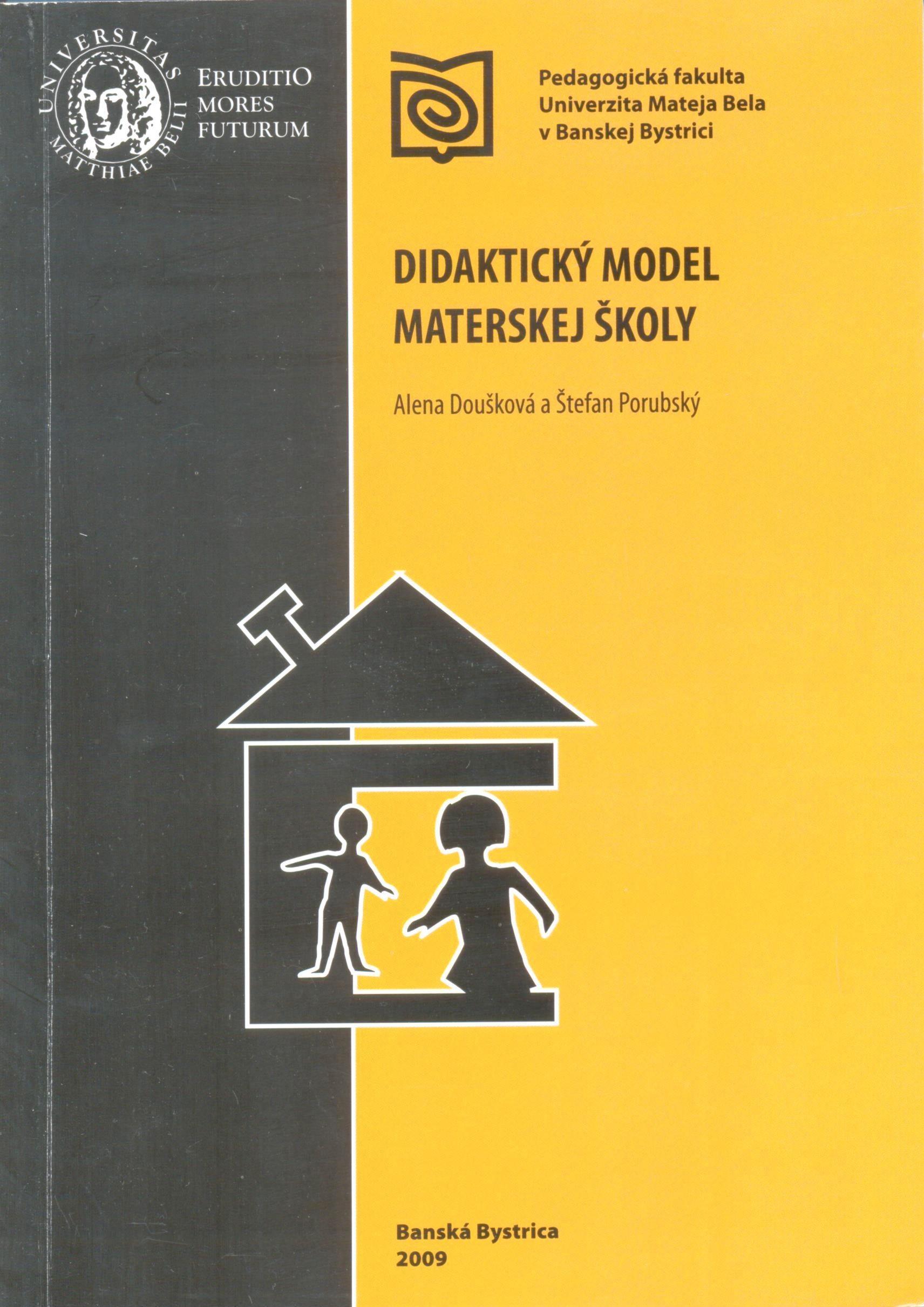 Didaktický model materskej školy