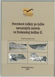 Povrchové relikty po ťažbe nerastných surovín vo Zvolenskej kotline II.