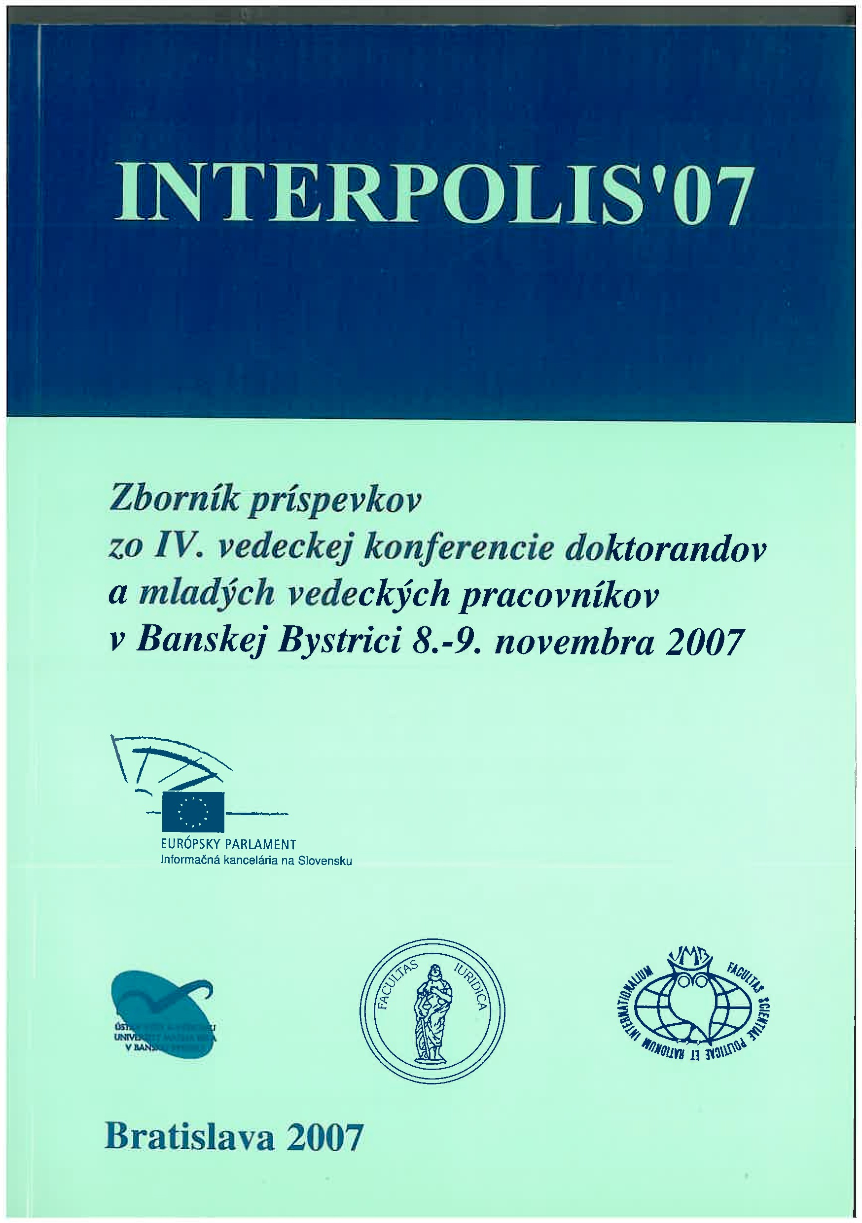 Interpolis'07