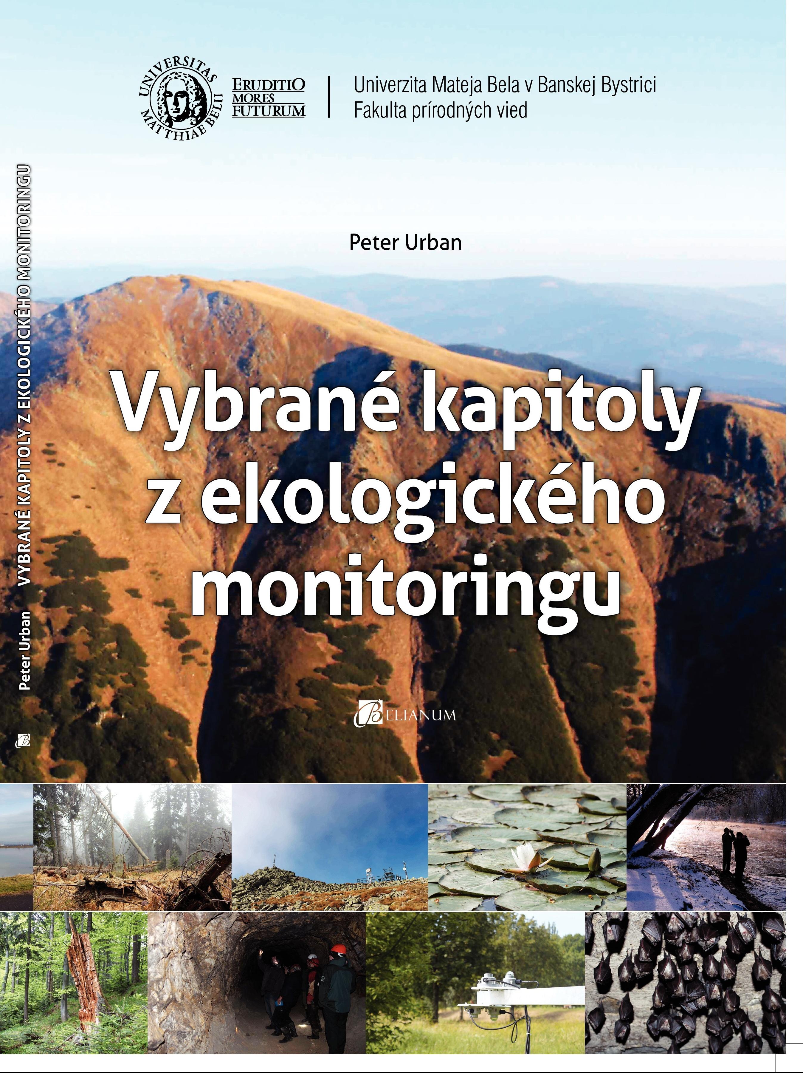 Vybrané kapitoly z ekologického monitoringu