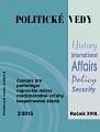 Politické vedy 3/2015