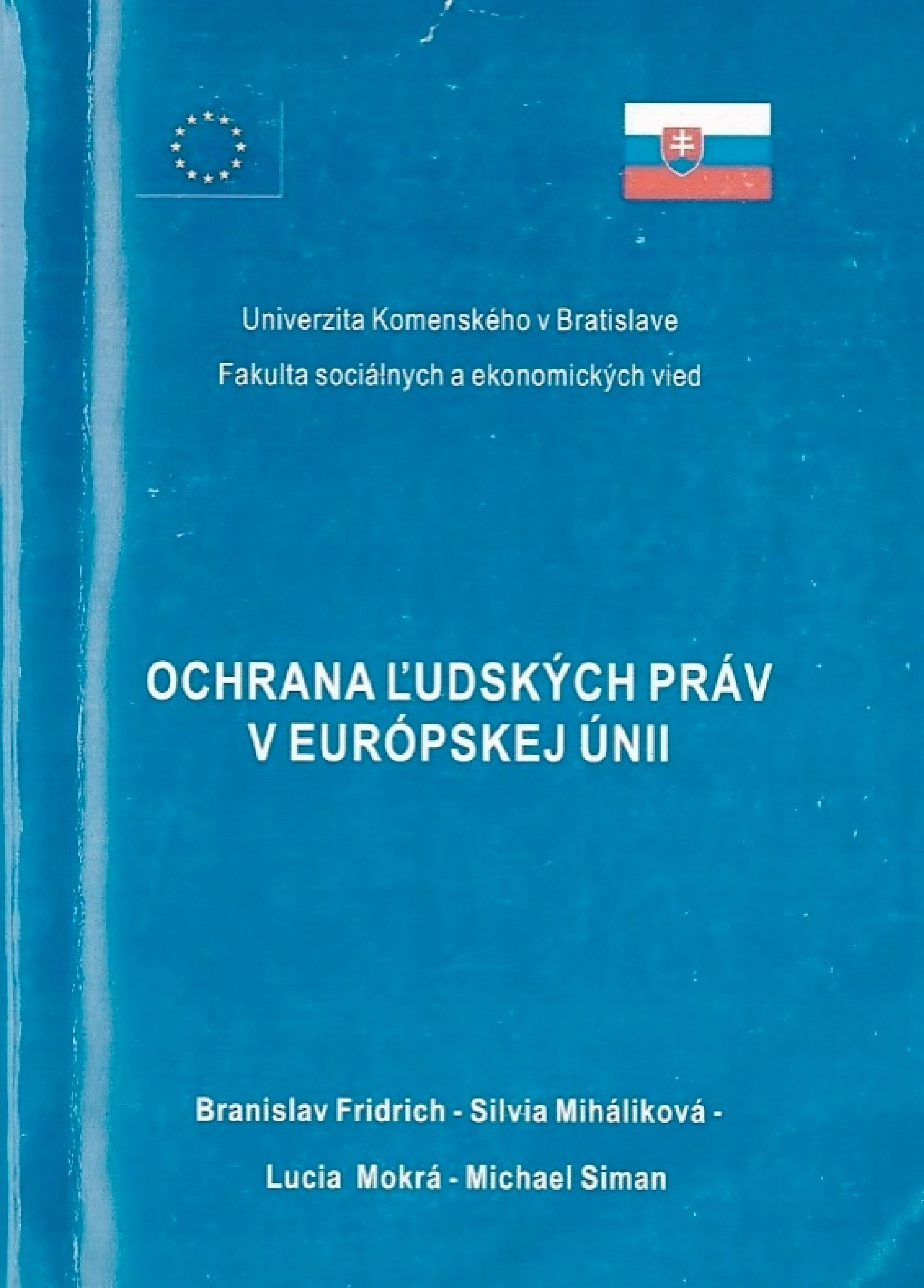Ochrana ľudských práv v Európskej únii