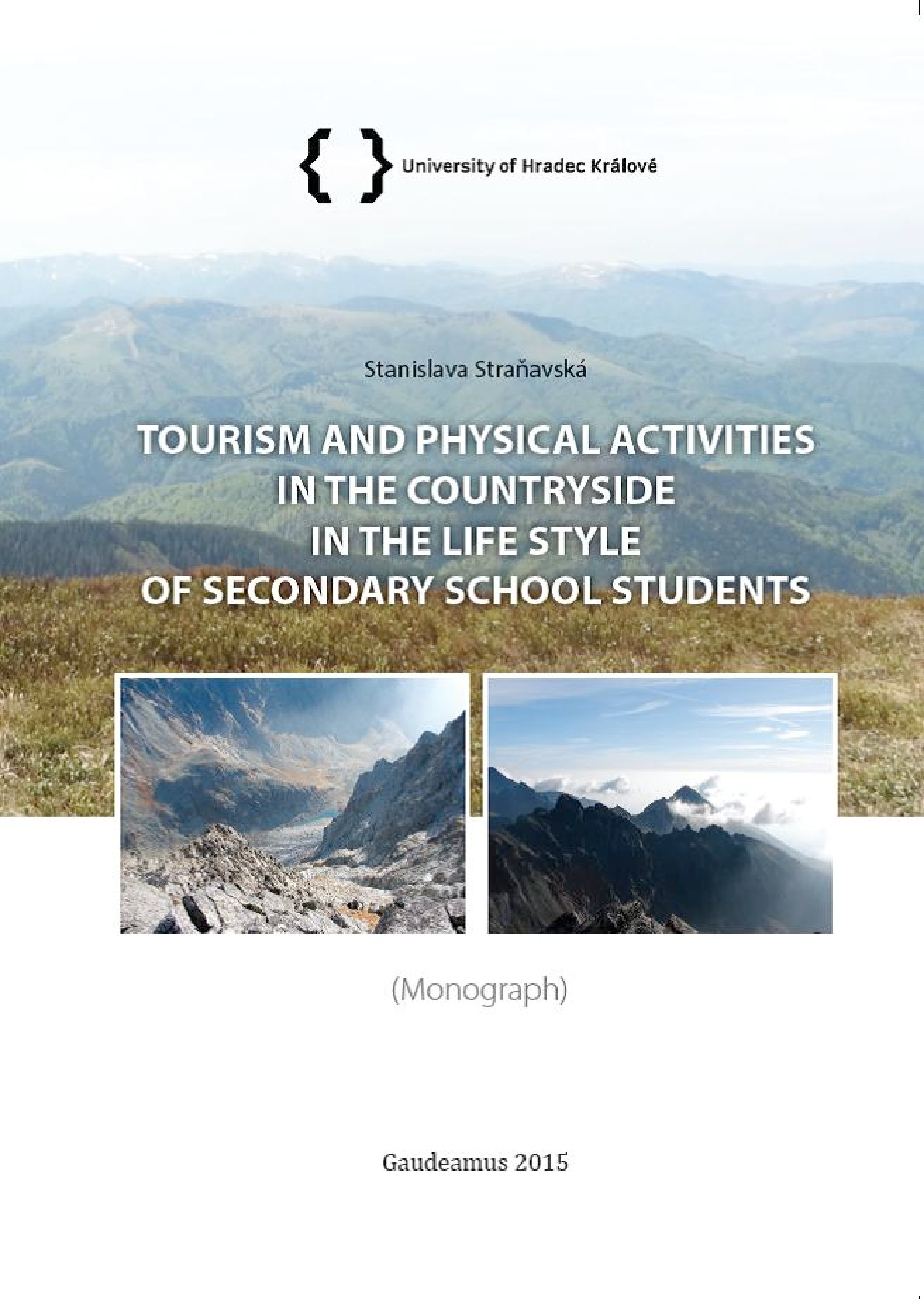 Tourism and physical activities in the countryside in the life style of secondary school students
