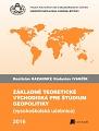 Základné teoretické východiská pre štúdium geopolitiky