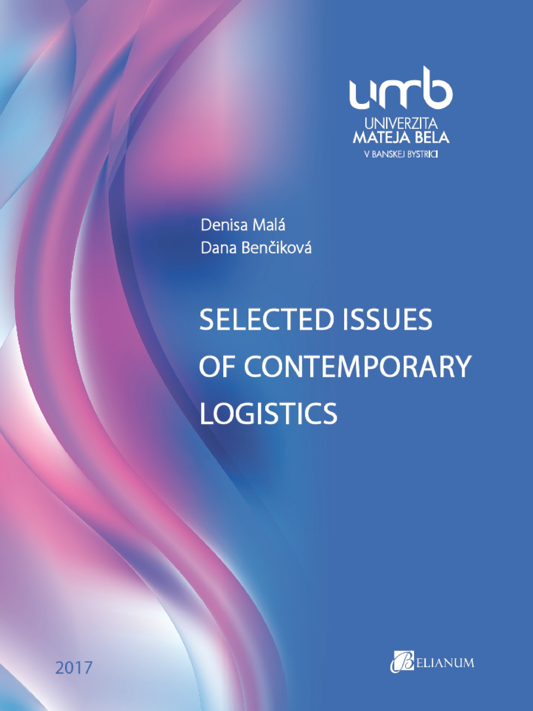Selected issues of contemporary logistics