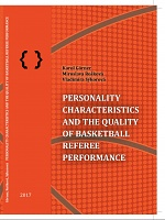 Personality characteristics and the quality of basketball referee performance
