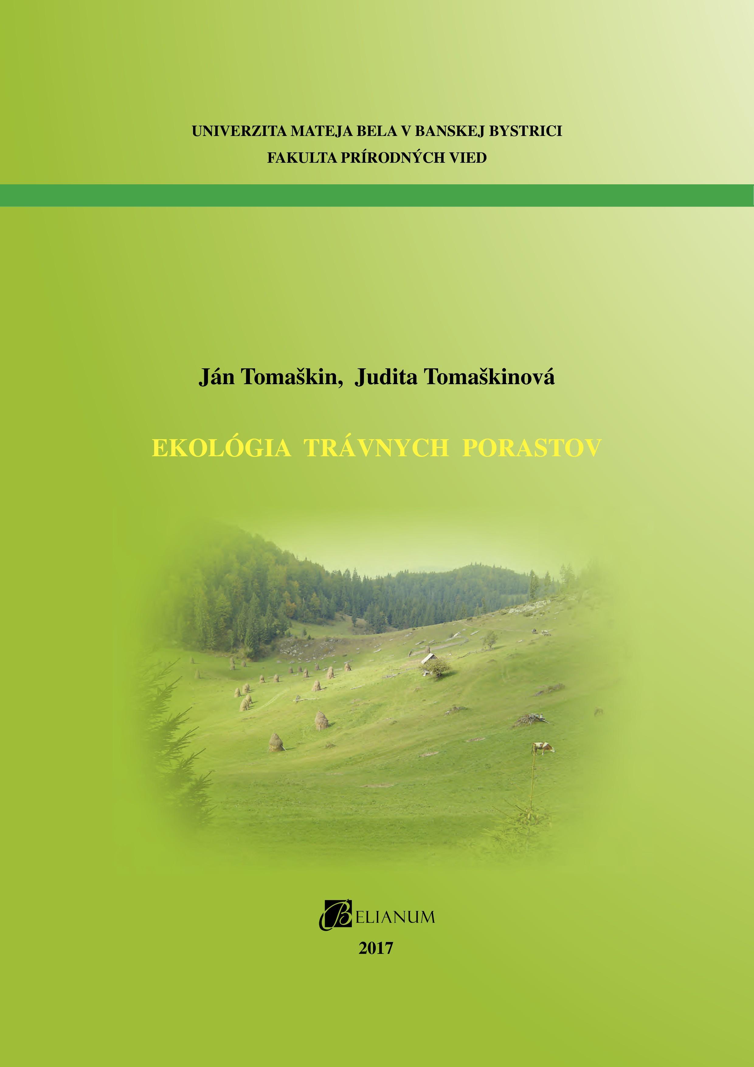 Ekológia trávnych porastov