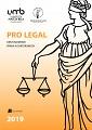 PRO LEGAL Deň študentov práva a doktorandov 2019