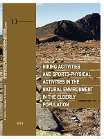 Hiking activities and sports-physical activities in the natural environment in the elderly population