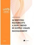 Achieving flexibility: a new trend in suplly chain management