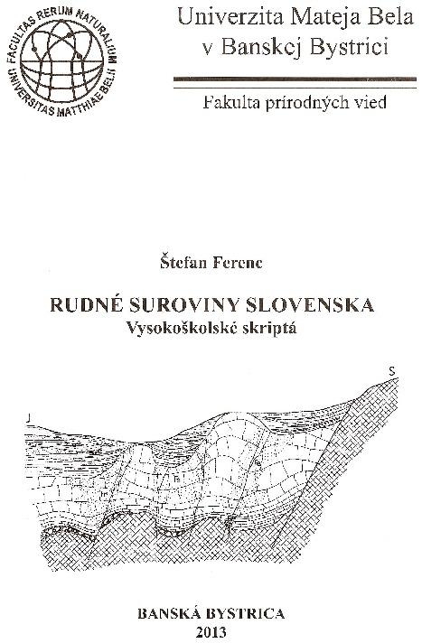 Rudné suroviny Slovenska