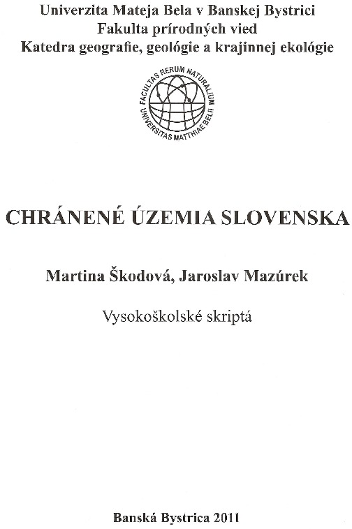 Chránené územia Slovenska