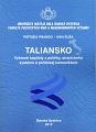 TALIANSKO. Vybrané kapitoly z politiky, straníckeho systému a politickej komunikácie