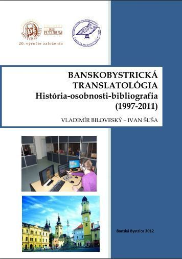 Banskobystrická translatológia